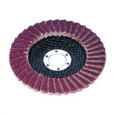 Круг лепестковый торцевой Т27 (прямой) d125мм P80 9172081