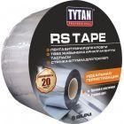Лента Tytan кровельная уплотнительная алюминиевая 10смх10м 01208