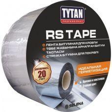 Лента Tytan кровельная уплотнительная антрацит 15смх10м 03721