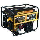 Генератор газ/бензин 5.0/5.5кВт 4-х тактный электрозапуск 5711321 РАСПРОДАЖА
