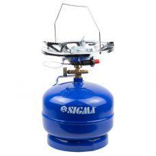 Комплект газовый кемпинг с пьезоподжигом Comfort 5л 2903111