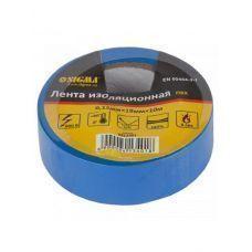 Изолента ПВХ синяя 0,13ммх19ммх10м (1/10) Sigma 8413401