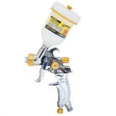 Краскораспылитель HVLP д0,8мм 70-110л/мин 1.5-2бар в/б 100мл (пласт) Refine 6812221