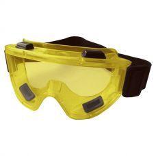 Очки защитные закрытые Jet (желтые) 9411011