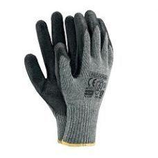 Перчатки пена черные