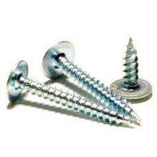 Саморез по металлу с п/ш острые 4,2х41 (500 шт)
