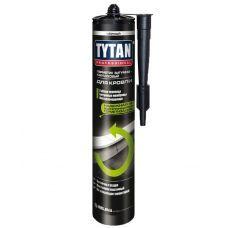 Герметик битумно-каучуковый Tytan для кровли чорний 310 мл 99963