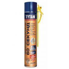 Клей-пена Tytan универсальный 60 секунд ТРУБКА 750мл 59253