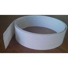 Профиль универсальный матовый белый (РУЛОН ПЛАСТИКА) (3м) РАСПРОДАЖА